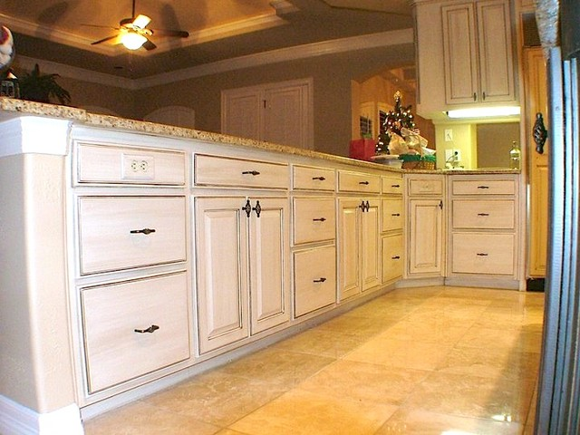 Nelson Cabinet Refinishing Traditional Kitchen Austin By