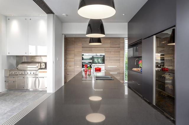 Nelson Modern Kitchen Other Metro By Jbr