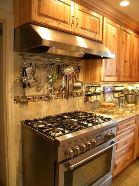 Nelson Kitchen Renovation Rustic Kitchen Denver By