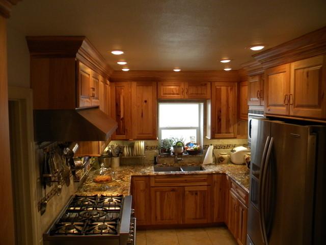 Nelson kitchen renovation rustic kitchen denver by for Kitchen design nelson