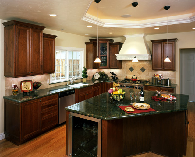 Nelson Traditional Kitchen San Francisco By
