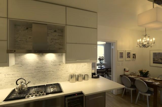 Neo Deco Update eclectic-kitchen
