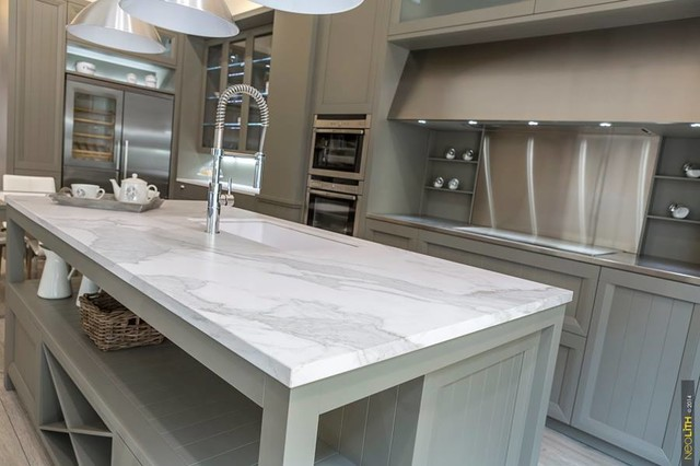 NeoLith Kitchen & Bath Surfaces & Countertops contemporary-kitchen