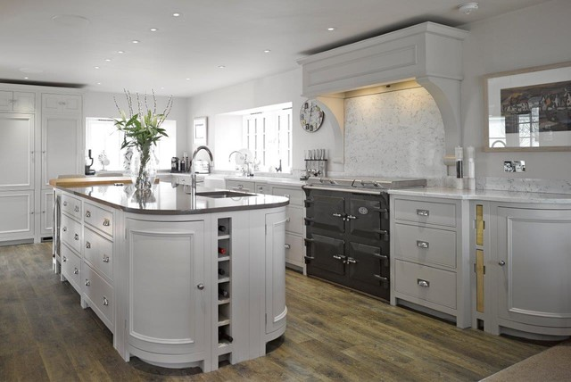 Neptune chichester kitchen country kitchen