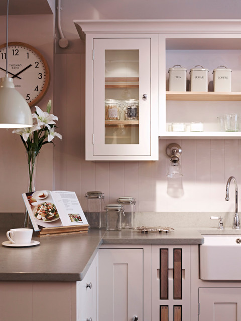Neptune Suffolk Kitchen - Contemporary - Kitchen - Devon - by ...