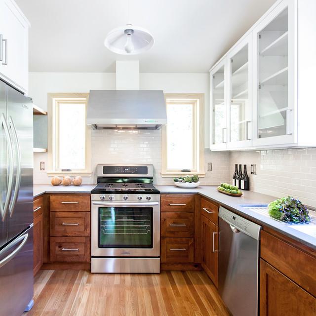 Kitchen Sacramento: Nevada City Remodel