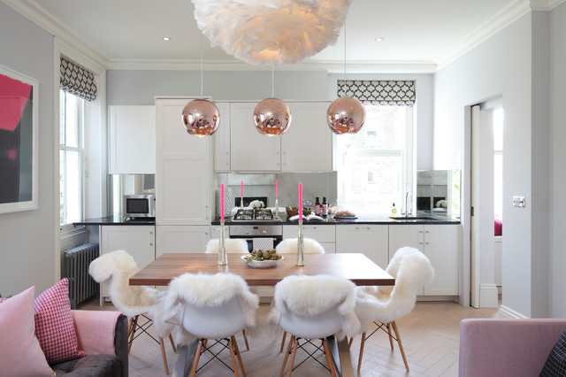 Nevern for Kitchen ideas rose gold