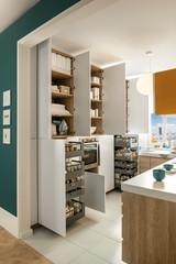 Stauraum-Ideen: 9 kleine Küchen, die viel wegstecken
