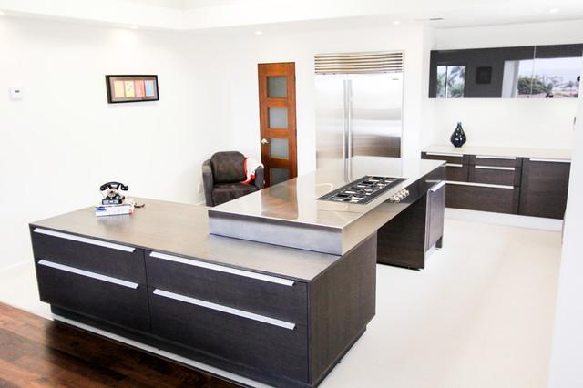 New 2016 Integra Kitchen By Pedini Ocean Beach Modern