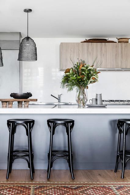 厨房-吧台装修效果图
