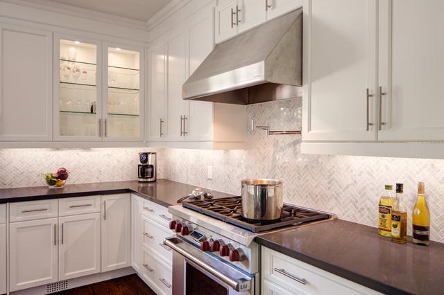 New Build contemporary-kitchen