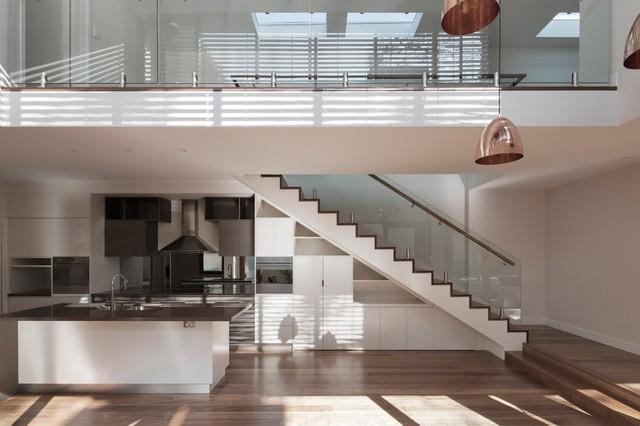 New build inner west sydney kitchen modern kitchen for New kitchen designs sydney