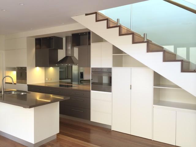 NEW BUILD, INNER WEST SYDNEY Kitchen Modern Kitchen