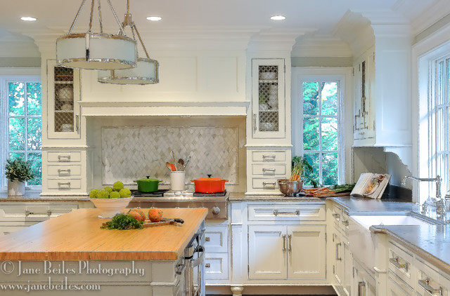 New Canaan Kitchen Traditional Kitchen New York By Jane Beiles Photography