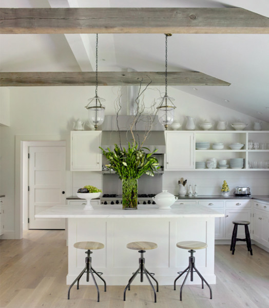 Eclectic Kitchens: Ranch Redux In New Canaan, CT