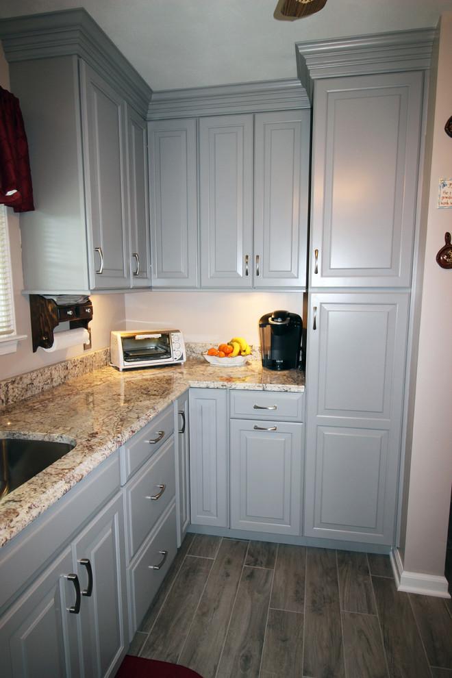New Castle, DE Kitchen Remodel - Traditional - Kitchen ...