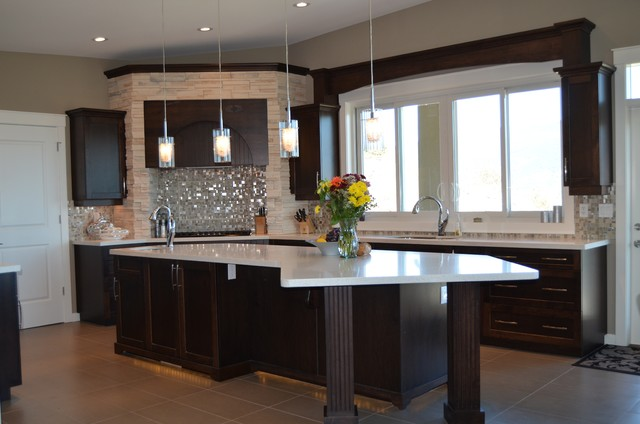New Clic Traditional Kitchen Designs