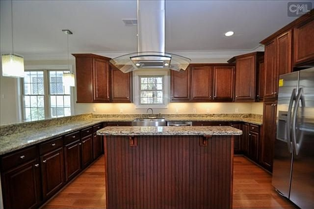 New Construction Homes traditional-kitchen