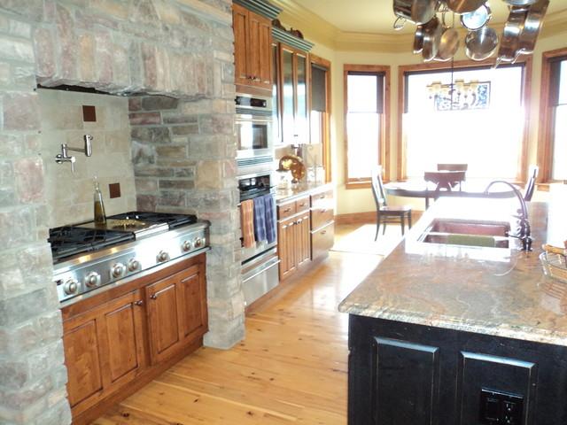 New Construction Kitchens : New construction kitchen berthoud colorado