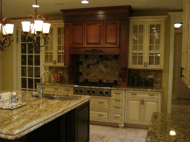 new construction kitchen design - kitchen - detroit - by ALL