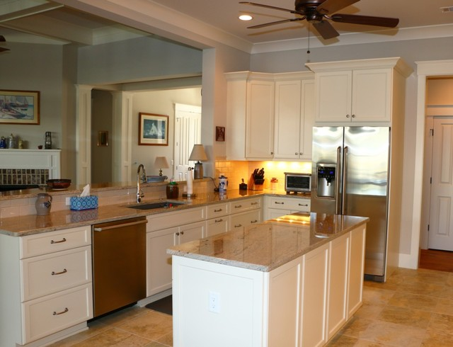 Http Www Houzz Com Photos 49003893 New Construction Project In Hampton Lakes Kitchen Other
