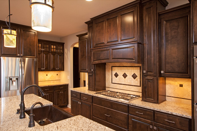 New Construction Savage Mn Traditional Kitchen Minneapolis By Che Bella Interiors
