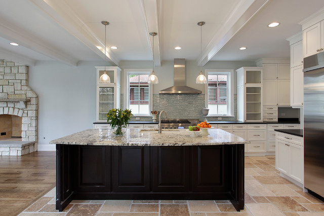 Wilmette Renovation Kitchen: New Construction, Wilmette