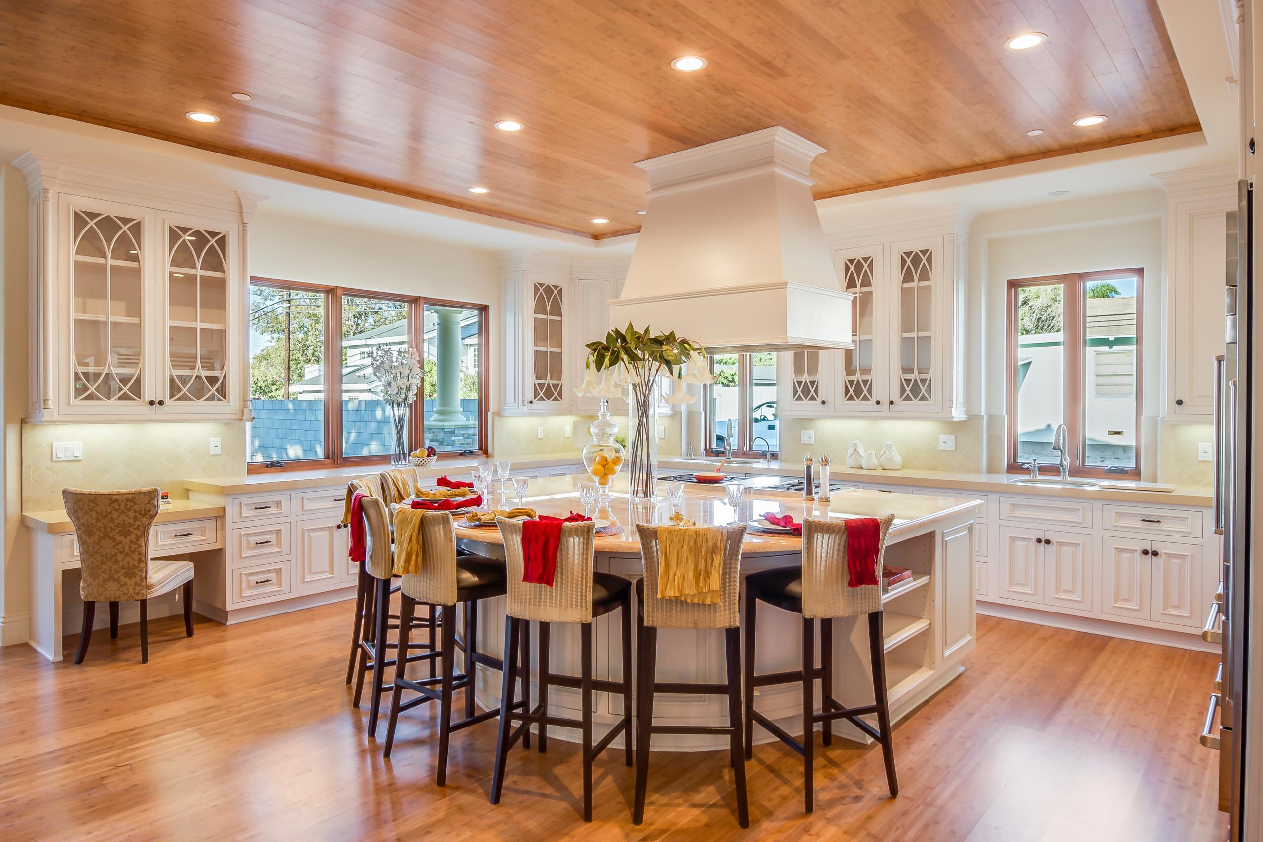 New custom home in Manhattan Beach California.