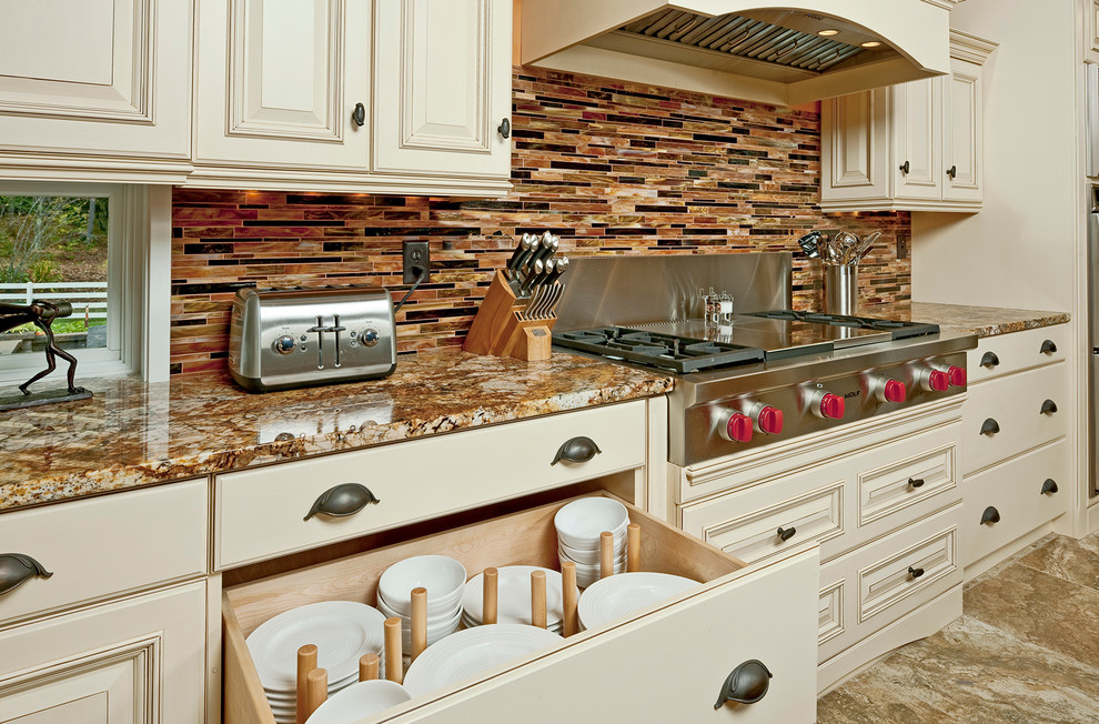 Inspiration for a timeless kitchen remodel in Portland Maine