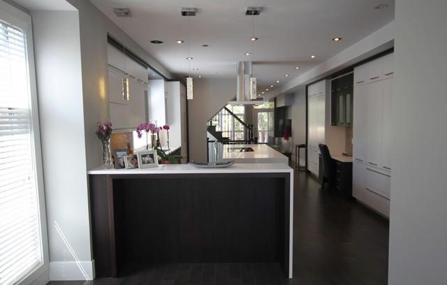 New Edinburgh - Noel Street contemporary-kitchen