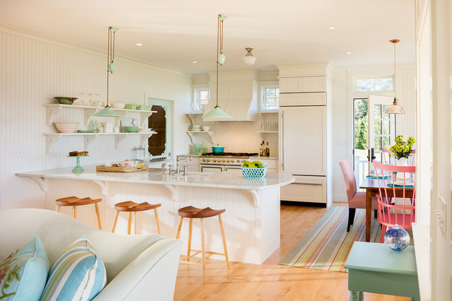 14 ways to make your kitchen sing in spring for Aik sing interior decoration contractor