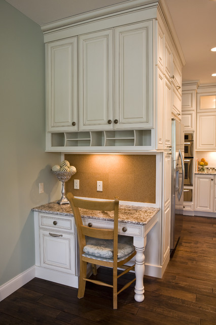 New England Cottage contemporary-kitchen