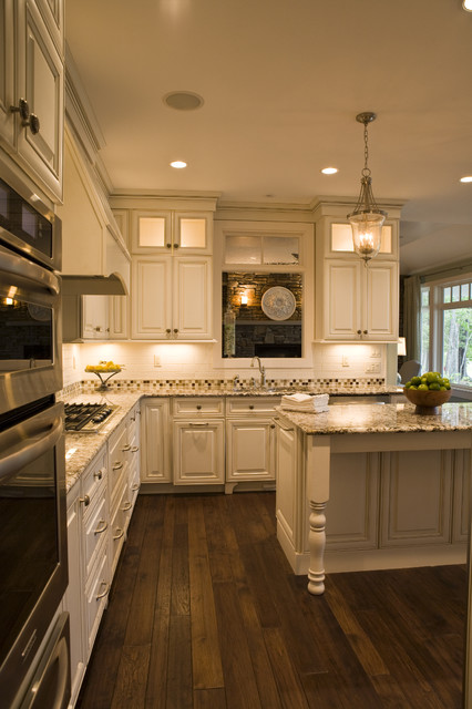 New England Cottage Contemporary Kitchen Other Metro By Shane D Inman