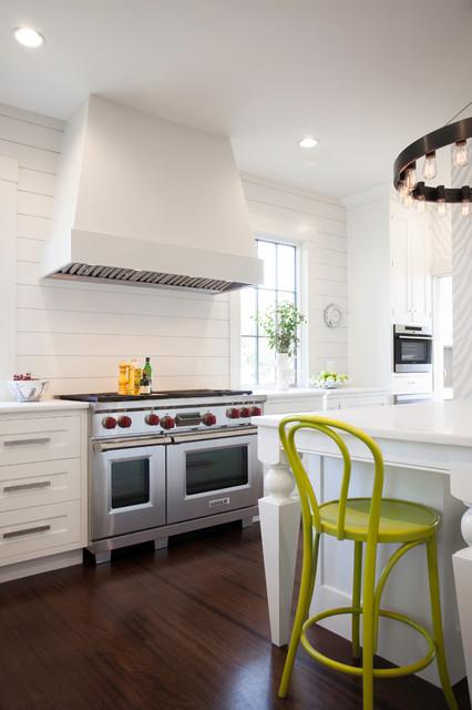 New England Design Works Showroom transitional-kitchen