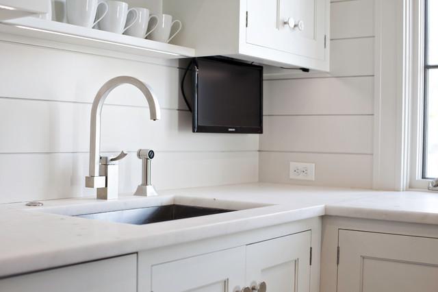 New England Design Works Showroom - Transitional - Kitchen - boston - by New England Design Works