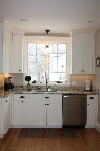 New England remodel traditional-kitchen