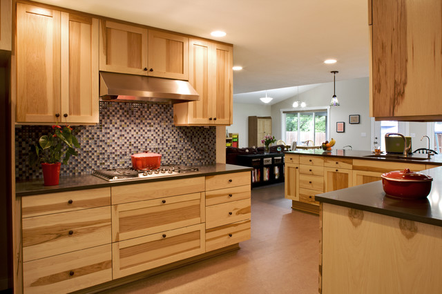 New Forest Drive Craftsman Kitchen Portland By