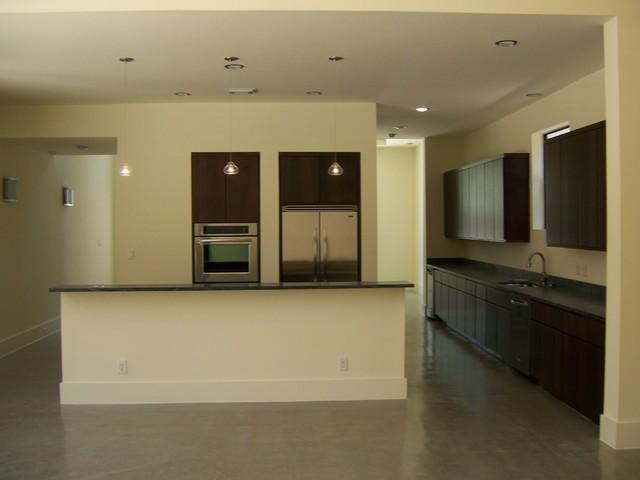 Wroxton Builder Custom contemporary-kitchen
