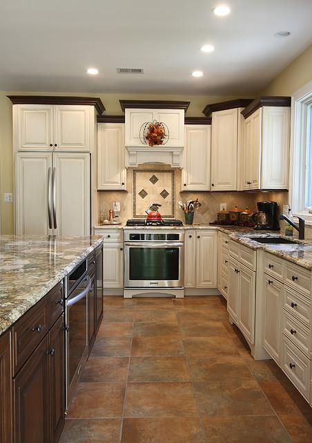 New Home Design | Richard Perkins - Traditional - Kitchen ...