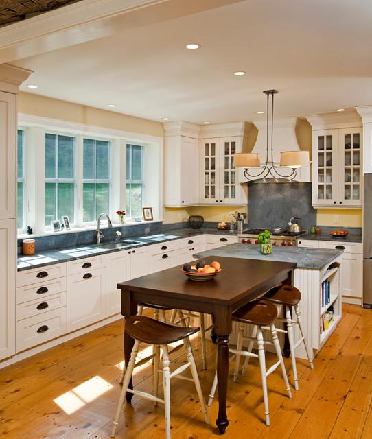 New Hope Cottage farmhouse-kitchen