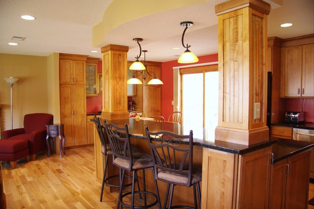 country kitchen new hope mn new kitchen traditional kitchen minneapolis 8450