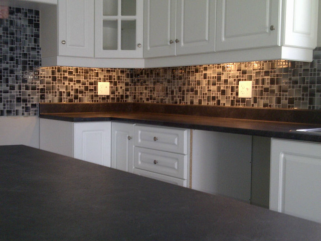 New House Kingswood North Traditional Kitchen Other By Halifax Tile Company
