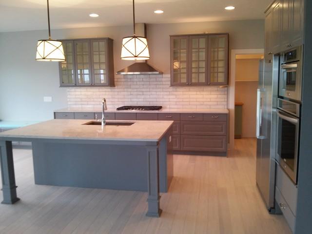 New IKEA Kitchen Installation NW Omaha - Modern - Kitchen ...