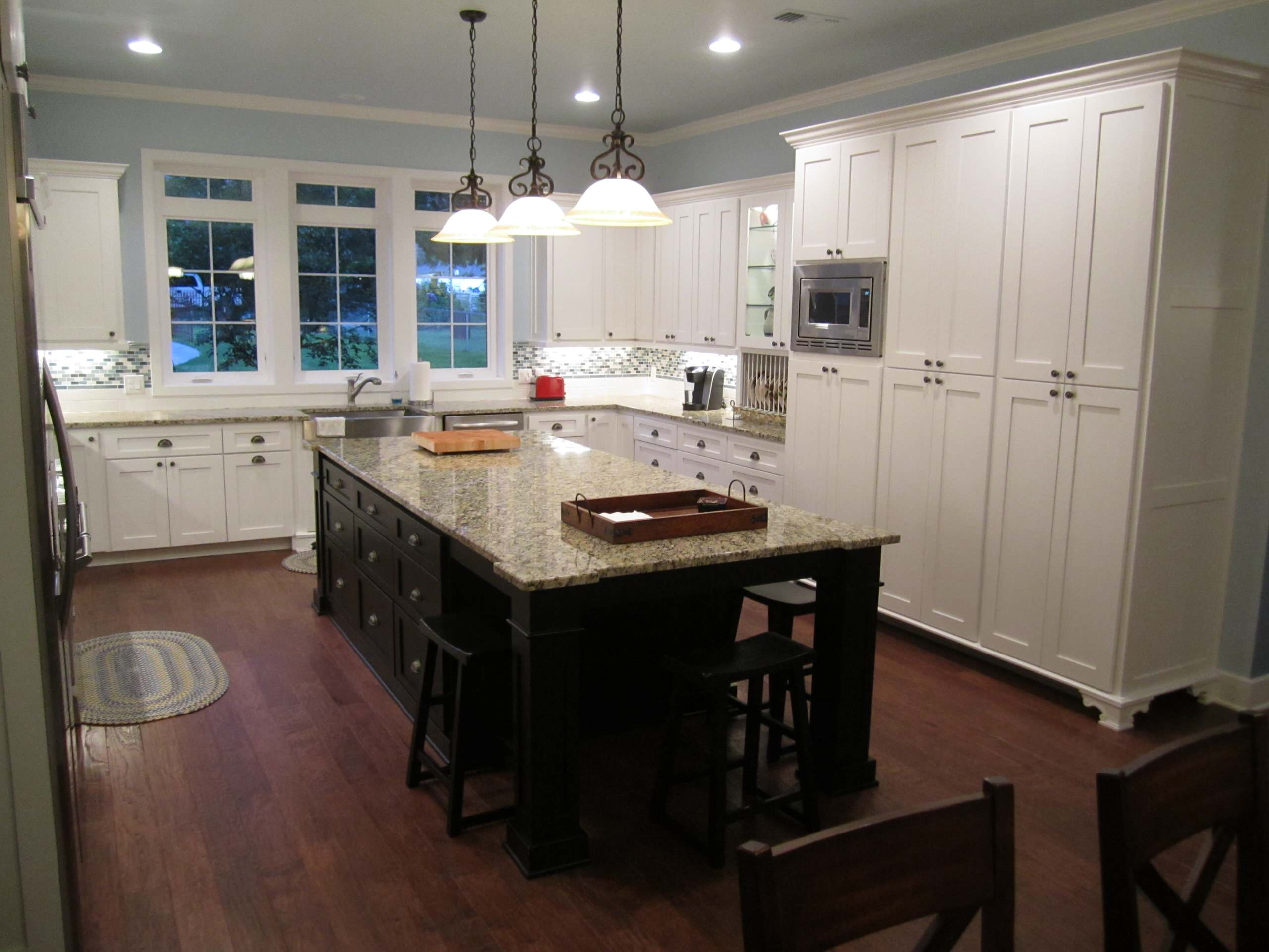 NEW KITCHEN AFTER,