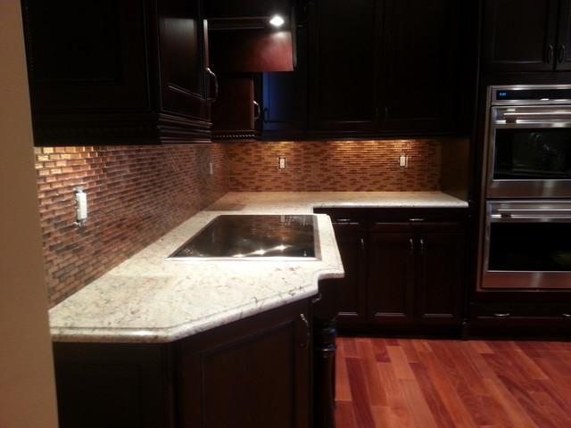 New kitchen Kitchen remodeling valparaiso indiana