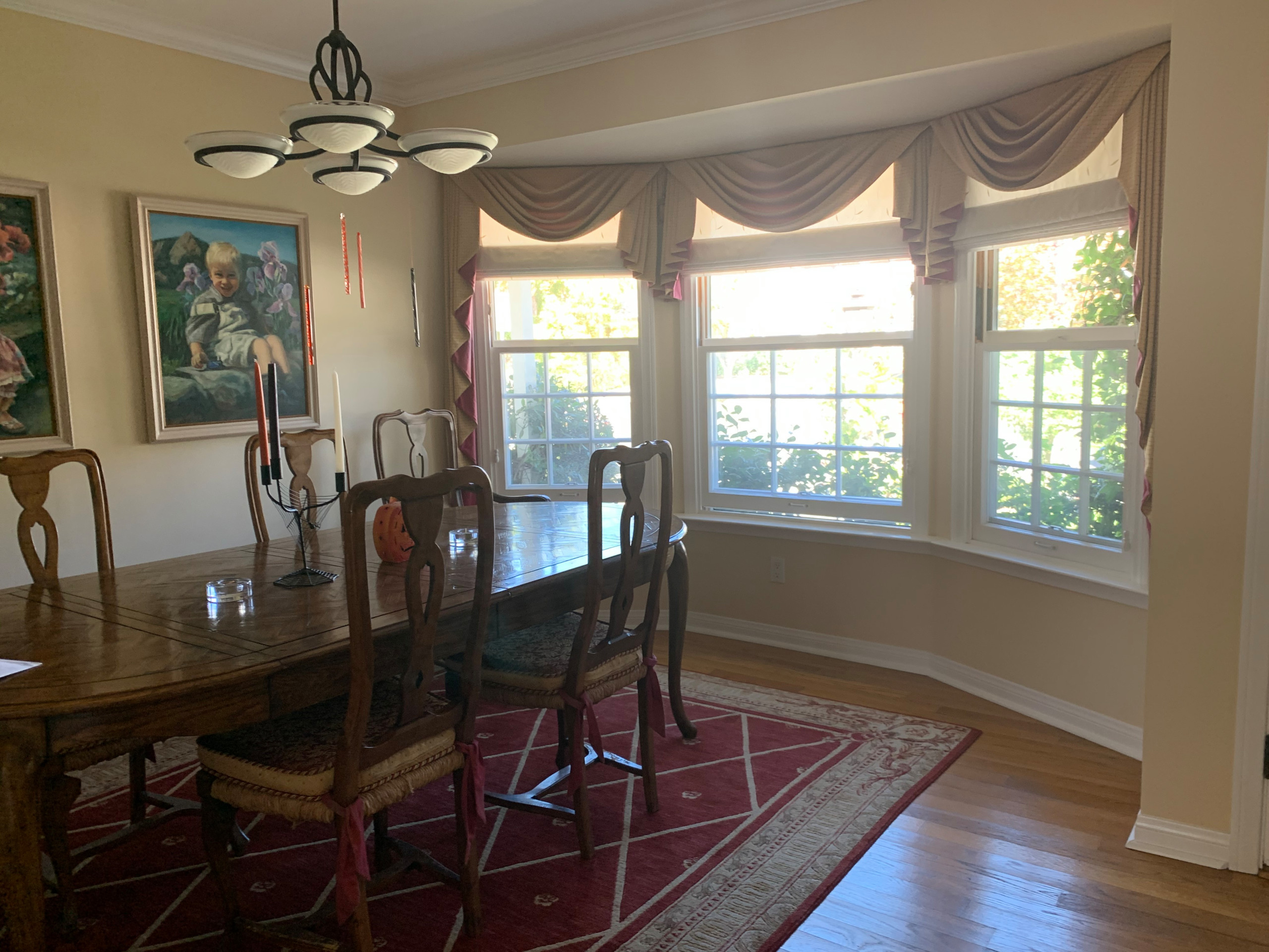 New Kitchen, Family Room  and Dining Room in Pacific Palisades
