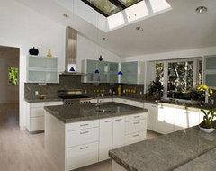 New kitchen contemporary-kitchen