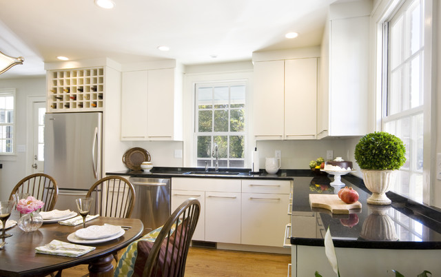 New Kitchen In Historic Downtown Charleston, SC Townhouse Traditional  Kitchen