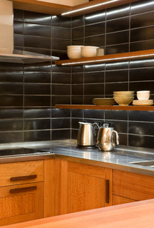 New Kitchen Modern Kitchen Auckland By Middle Earth Tiles