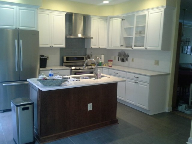 New Kitchen Old Town Alexandria VA